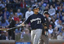 Milwaukee Brewers vs. Chicago Cubs