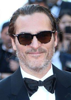Joaquin Phoenix attends the Cannes Film Festival