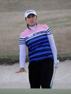 Round Three of the Women's U.S. Open at Pinehurst No. 2 in North Carolina
