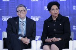 Bill Gates at Bloomberg Global Business Forum
