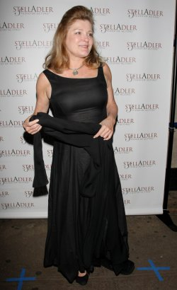 "Kate Mulgrew attends ""Stella by Starlight"" gala in New York"