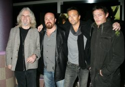 """The Cast arrives for the premiere of """"The Boondock Saints II: All Saints Day"""" in New York"""