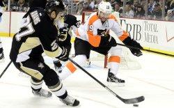 Philadelphia Flyers vs Pittsburgh Penguins