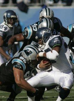 Carolina Panthers vs. Seattle Seahawks