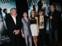 """Harry Potter and the Half-Blood Prince"" Premiere in New York"