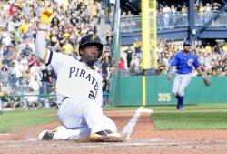 Pittsburgh Pirates Andrew McCutchen in Pittsburgh