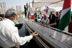 International activists leave Gaza Port