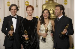 80th Academy Awards held in Hollywood