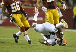 Cleveland Browns vs. Washington Redskins