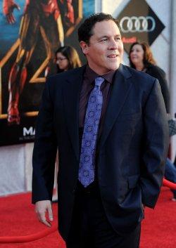 """Jon Favreau attends the """"Iron Man 2"""" premiere in Los Angeles"""