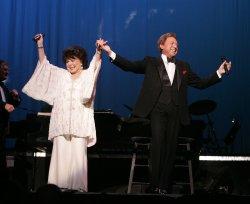Steve and Eydie perform in Sunrise