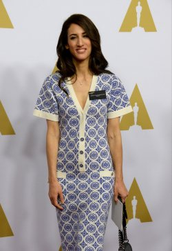Deniz Gamze Erguven attends the Oscar nominees luncheon in Beverly Hills