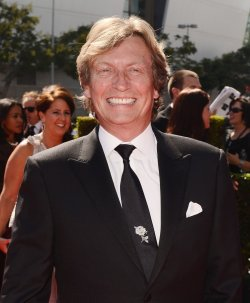 Producer Nigel Lythgoe attends the 2012 Creative Arts Emmy Awards in Los Angeles
