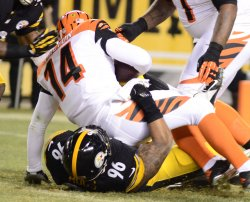 Cincinnati Bengals vs. Pittsburgh Steelers