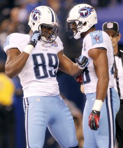Indianapolis Colts vs Tennessee Titans in Indianapolis