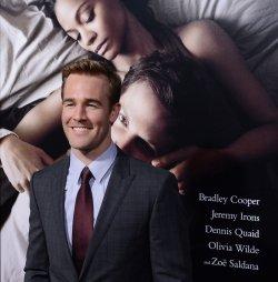 """James Van Der Beek attends """"The Words"""" premiere in Los Angeles"""