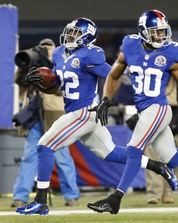New Orleans Saints at New York Giants