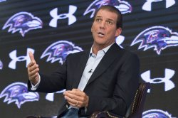 Baltimore Ravens owner Steve Bisciotti speaks about Ray Rice