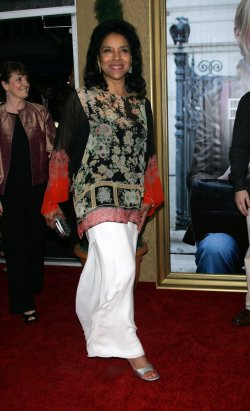 "Phylicia Rashad arrives for the premiere of ""Eat Pray Love"" in New York"