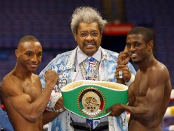 Weigh-in for Alexander-Callist boxing event in St. Louis