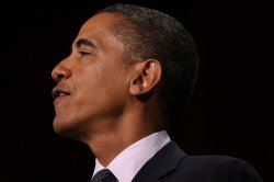 President Obama, VIP's, Attend Memorial Service For Walter Cronkite in New York