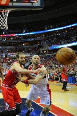 Washington Wizards vs Chicago Bulls in Washington
