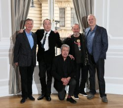 Monty Python Announces a Reunion Show in London.