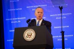 Vice President Joe Biden Speaks in Atlanta