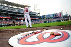 Nationals' Jayson Werth in Washington