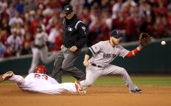 World Series Game 5 Boston Red Sox vs St. Louis Cardinals