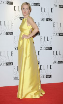 "Gillian Anderson attends ""Elle Style Awards"" in London"