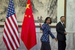 NSA Rice visits Beijing