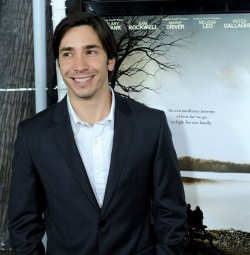 """Justin Long attends the """"Conviction"""" premiere in Beverly Hills"""