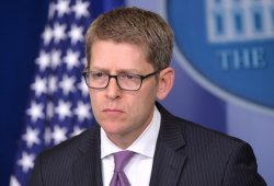 White House Press Secretary Jay Carney in Washington, D.C.