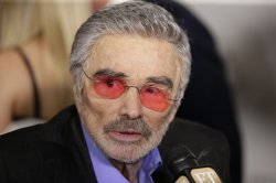 Burt Reynolds at the 'Dog Years' Premiere in New York