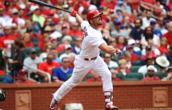 Chicago Cubs defeat the St. Louis Cardinals