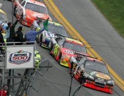 NASCAR Daytona 500 in Daytona Beach, Florida