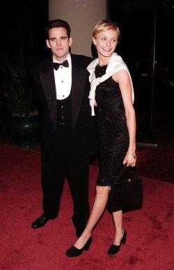 Cameron Diaz and Matt LeBlanc arrive February 20 the American Film Institute gala