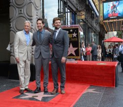 Paul Rudd honored with star on Hollywood Walk of Fame in Los Angeles