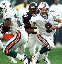 Miami Dolphins V. Baltimore Ravens