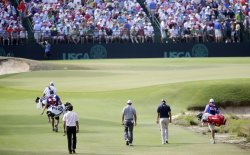 114th U.S. Open at Pinehurst No. 2 in North Carolina