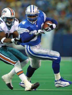 Detroit Lions vs. Miami Dolphins
