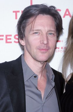 "Andrew McCarthy arrives at the Tribeca Film Festival premiere of ""Nice Guy Johnny"" in New York"