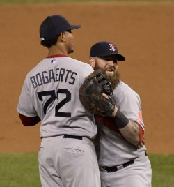 World Series Game 5 Boston Red Sox at St. Louis Cardinals
