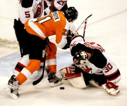 New Jersey Devils-Philadelphia Flyers 2 round playoffs