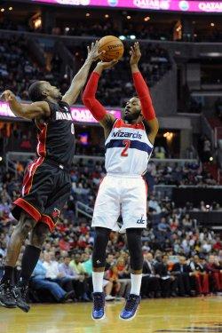 Washington Wizards vs Miami Heat in Washington