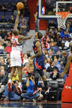 Washington Wizards va Atlanta Hawks in Washington
