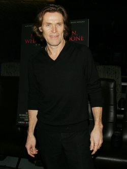 "Willem DaFoe arrives for the premiere of ""My Son, My Son What Have Ye Done"" in New York"