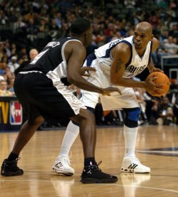 DALLAS MAVERICKS VS SAN ANTONIO SPURS