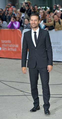 Tobey Maguire attends 'Pawn Sacrifice' premiere at the Toronto International Film Festival